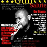 #21GunSalute @CafeDelKhuze tonight..! http://t.co/UPAvCY71yj