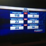 Well, we don't think the Dragons were that bad #NRLsgipen RT @CLeeds24: Channel 9 does it again… http://t.co/EawbEFxegq