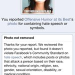 "According to @facebook ""Tape her and rape her"" doesnt violate their Community Standards. #fbrape http://t.co/3ELOPq1Uzz"