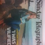 Tomorrows Sunday Tele tonight. How the anti-vaccine mob harasses grieving parents. http://t.co/07KeKueVES