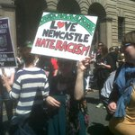 RT @SWP_Britain: Love Newcastle, hate racism! http://t.co/XdSyTL8Et7
