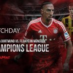 RT @FCBayern Only 5 hours left... RT = #Packmas  #UCLfinal http://t.co/FsDCz33YiJ