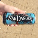 Craig bought me a Glasgwegian energy drink like nae other… aye ye cannae whack it.. @craig88  @NaeDangerEnergy http://t.co/9GLyFwGxn1