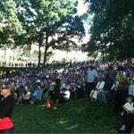 The May Dell is full! So many people here to celebrate this special day! http://t.co/dkMfoKwxYn