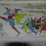 """http://t.co/EnsqEH0tGi In case u missed this toon in Hindu of yesterday. IPL the Pied Piper!Spot yourself in case??"" - @thekiranbedi"