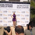 The arrival of @JessieJ at #Mawazine #Morocco  http://t.co/tEdmbNyaR4
