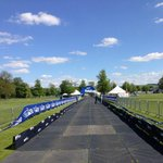 """@myelling: The finish straight. Its taking shape. What a day! #edinburghmarathon http://t.co/N3Gl5cXgsU"" one for you @runningcoventry"