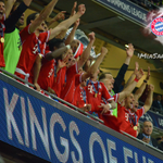 """@FCBayern: KINGS OF EUROPE! #MIASANCHAMPIONS http://t.co/IYOzxbRHK6""/ con la orejona"