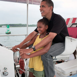Lovely. 💖RT @BarackObama: Ready for summer? http://t.co/ePSmzXFT85