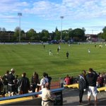 Turned out to be a beautiful night for the @HighlandersFC game. http://t.co/4EJVAzM8ul