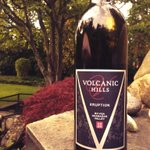 First time trying Volcanic Hills Eruption...super impressed! 2009 syrah merlot cab blend. #bcwine #okanagan #vqa http://t.co/xC6TLG4HBQ