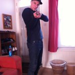 Ready for paintballing today!! @Rich_Pool http://t.co/v4NBNq7a7O