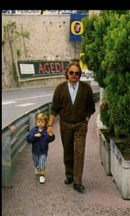 RT @F1Thommo: Now this is a great pic of Rosberg jnr and snr, can't help but smile when u see it. #MonacoWinner http://t.co/YZIr2QLwXL""