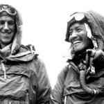 RT @joybhattacharj: On Fri 29 May,1953, 60 years ago, Edmund Hillary and Tenzing Norgay conquered Mt Everest! http://t.co/vbgTxZxcmm