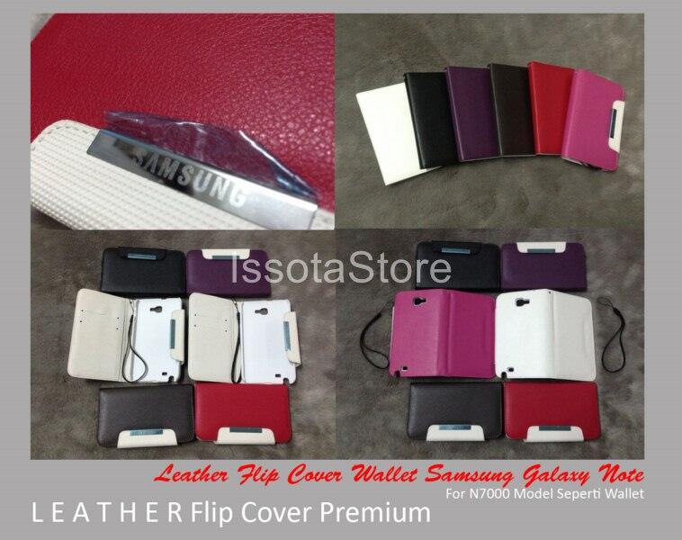 Leather Flip Cover Wallet Samsung Galaxy Note N7000 Ready Stok!! @Iklan_terbaru @tokobagus @FJB_Bandoeng @IklanOK http://t.co/7enQIEnGFP