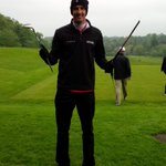 An interesting afternoons golf. This wasn't even anger induced. Brittle clubs! @TheGroveHotel http://t.co/pjaiDKR1h2