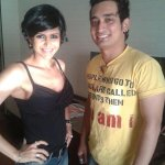 Abhay also managed to meet up with @mandybedi at the #Soldierforwomen event. http://t.co/lfRAGnslRB