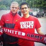 RT @ariebest7: Happy Birthday captain @WayneRooney #MUFC http://t.co/Bny1RpYhWf
