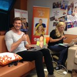 Gettin ready 4 the @ABCFBabyDaddy premiere at 8:30/7:30c with a #BabyDaddyTweetOff! http://t.co/V6e10J4iyF