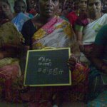 Newly literate ChitraMani of Kilputhupakkam village writes her name and mine inTamil. Women tell me how lives changed