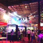 At #PalmExpo, #Mumbai. So much tech it's almost e.r.o.t.i.c!!