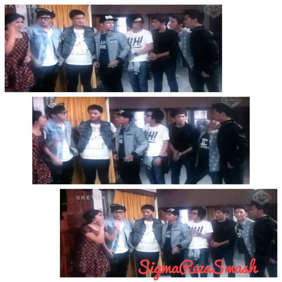 Ini dia SMASH at sketsa :))) http://t.co/8tFFpRFcoD