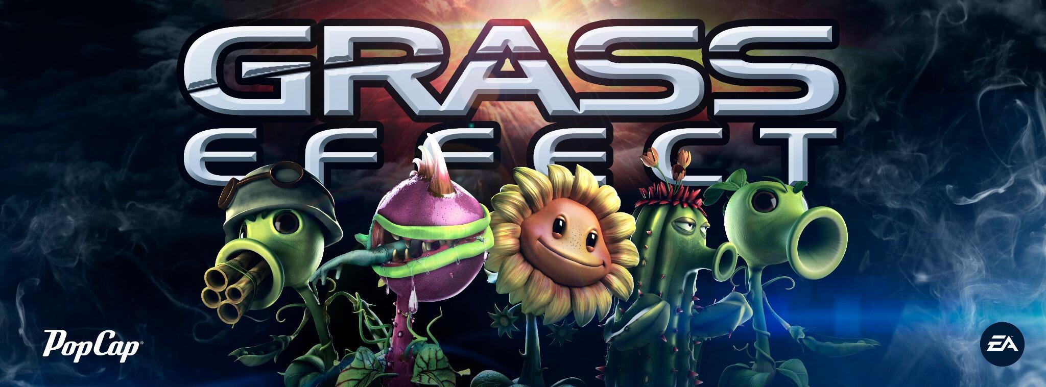 RT @EA: Plants vs. … Reapers? #EAE3 http://t.co/IeQdZbG6tO