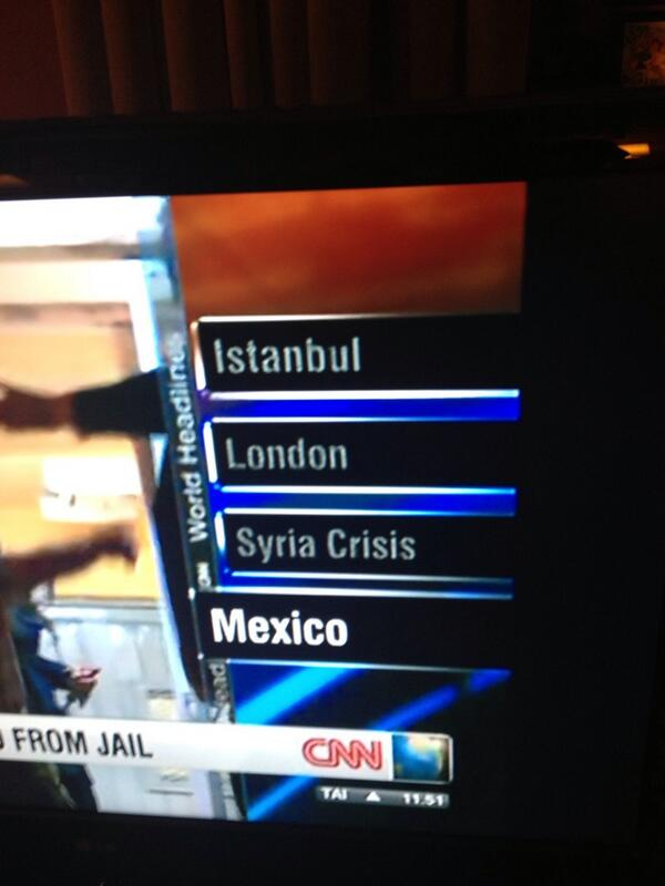 zeyno gunenc (@zeynogunenc): CNN international gundeminde Istanbul var http://t.co/BpG2hfgBbk