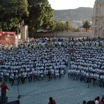 La Plaza de la Danza es escenario de diversos eventos culturales y sociales en la Ciudad de #Oaxaca. #twitterOax http://t.co/PFLYiNqtZ4