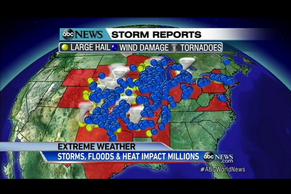 RT @ABCWorldNews: There have been nearly 1,200 severe weather reports since the outbreak began, says @Ginger_Zee #ABCWorldNews http://t.co/nc5xzJum4V