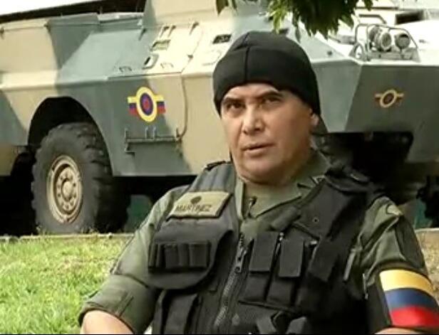 RECONOCELO: General chavista Noel Martinez alias Guasipati, autor intelectual del asesinato delos hermanitos Faddoul http://t.co/dn92B8PTwC