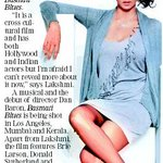 RT @satbasani: @LakshmiManchu LAKSHMI MANCHU SHOOTS FOR HOLLYWOOD FILM http://t.co/TWTP530qdw