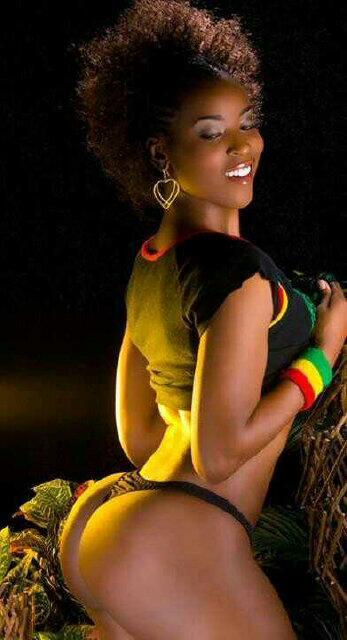 jamaican booty