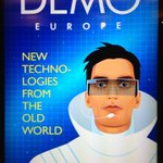Awesome @DEMO Europe poster: