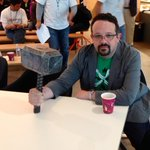 Evernote @plibin is ready to judge our hackathon contestants. http://t.co/8MhTsDAZ1q