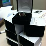 Championship rings are here! Congrats again ACPHS womens b-ball USCAA National Champs #PantherPride http://t.co/HdonuS9tNA