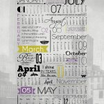 Hey design students: Check out these calendar designs! http://t.co/DeWFdWIhUF via @InDesign