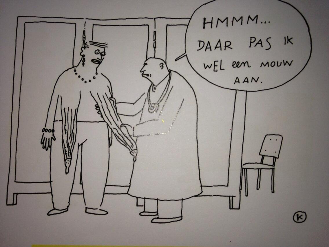 Bij de dokter http://t.co/i7w1KNPOeu