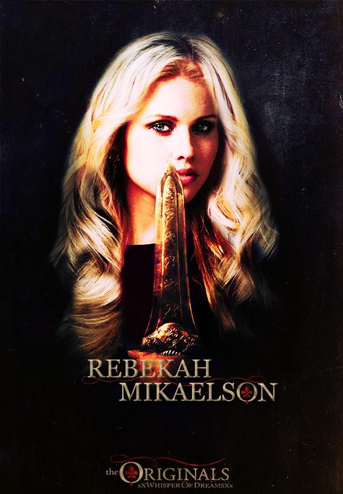 RT @TinaTVD: My edit of Rebekah for #TheOriginals... @MissClaireHolt http://t.co/hchvc1pbgz