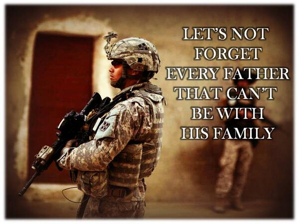 #HappyFathersDay #Salute #Dad #Pops #Papa #RT #RT Happy Father's Day to all of our Dads, near and far! #ArmyStrongDad http://t.co/blru1YA8v8