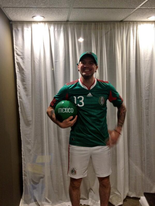 RT @deebug04: My baby @Sean_Reyes_13 Geared up and ready to go - Go Mexico Go! #cbcsoccer #confederationscup http://t.co/XhiAVgoAoC