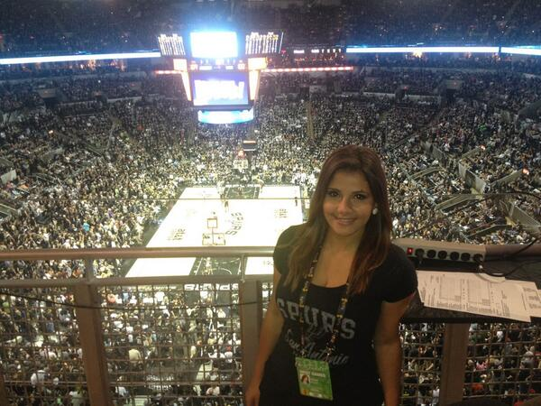 Sarah Forgany (@ForganySarah): Last home game & @spurs are the Victors