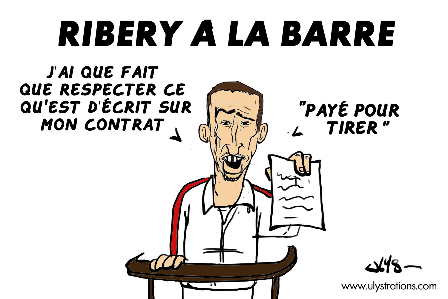 Ribéry & Benzema get ready for court as the Zahia prostitution case starts on Tuesday