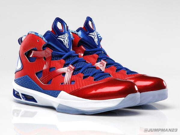 Take it back to the roots & parade on through in the @carmeloanthony M9 'Puerto Rico' tomorrow: http://t.co/XWs90PnBZR