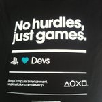 RT @BriProv: @PlayStation <3 Developers. Developers <3 @PlayStation. @PlayStation <3 Gamers. Gamers <3 @PlayStation. http://t.co/cwdjg8QCBm