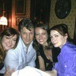 """@alydenisof: Much Ado After party! Why am I out this late?!?"