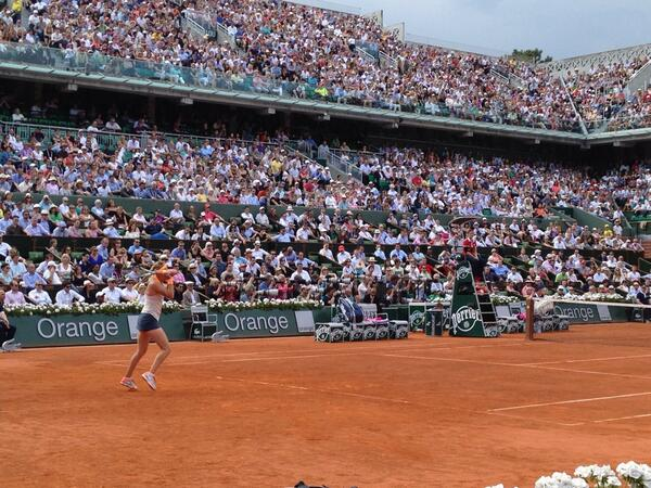 Unforced errors off the ground spelled trouble in that game for Vika #RG13 #VikaMaria13 http://t.co/3k3xetHZHX