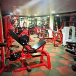 Meri karambhoomi.... Nothing better than a good workout session. C'mon everyone....