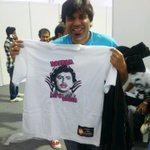 RT @SLY_SQUAD: @Premgiamaren  with our very own t-shirt...@TheKLIMF