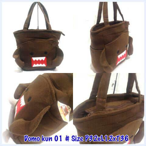 Tas domo kun hrg 105k! Sisa stock tinggal 1! Grab it fast! ;) http://t.co/TpCDz3ZqS6